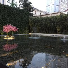Metropolo Classiq Shanghai Jing'an Temple Hotel бассейн фото 2