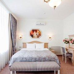 Гостиница Грин Лайн Самара комната для гостей фото 4