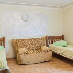 Гостиница Вита Стандартный семейный номер с двуспальной кроватью фото 2