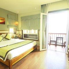 Отель Green Heaven Hoi An Resort & Spa 4* Улучшенный номер фото 4