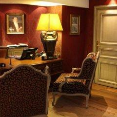 Отель du Romancier Франция, Париж - отзывы, цены и фото номеров - забронировать отель du Romancier онлайн интерьер отеля фото 2
