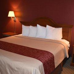 Отель Red Roof Inn Meridian 2* Номер Делюкс с различными типами кроватей фото 6