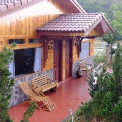 Отель Zen Valley Dalat Бунгало Делюкс фото 10
