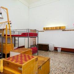 Ostellin Genova Hostel Кровать в общем номере фото 5