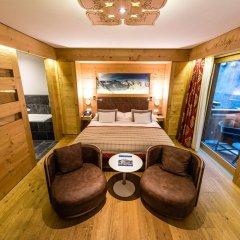 Отель Nendaz 4 Vallées & SPA Нендаз комната для гостей