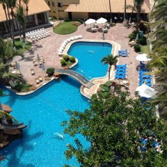Luna Palace Hotel and Suites бассейн фото 3