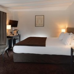 Отель Hôtel Madeleine Plaza 4* Стандартный номер с различными типами кроватей фото 2
