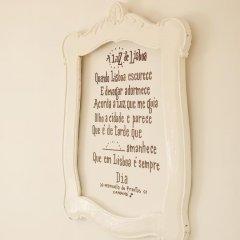 Отель Lisbon Story Guesthouse 3* Стандартный номер с двуспальной кроватью (общая ванная комната) фото 6