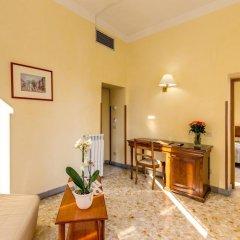 Отель MILANI Рим в номере