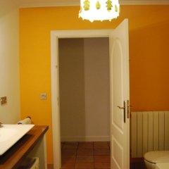 Отель Xantalen Spa Лесака ванная фото 2