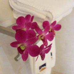 Отель Hoi An Phu Quoc Resort 3* Улучшенный номер с различными типами кроватей фото 9