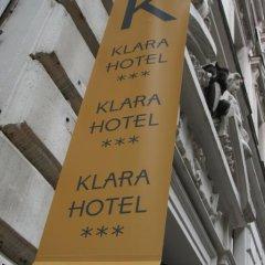 Отель Klara Чехия, Прага - 10 отзывов об отеле, цены и фото номеров - забронировать отель Klara онлайн городской автобус