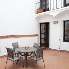 Апартаменты Aspasios Plaza Real Apartments Студия с различными типами кроватей фото 3