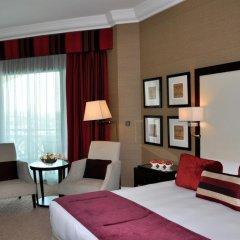 Отель Roda Al Bustan Представительский номер с двуспальной кроватью фото 4