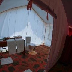 Отель The Naturalist Luxury Tents сауна