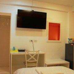 Don Mueang Airport Modern Bangkok Hotel 3* Стандартный номер с 2 отдельными кроватями фото 4