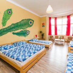 Hostel Downtown Стандартный семейный номер с двуспальной кроватью фото 5