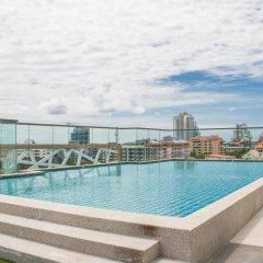 Отель Water Park Condominium By Mr.Butler бассейн