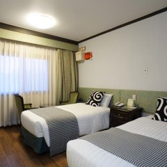 Itaewon Crown hotel 3* Стандартный номер с 2 отдельными кроватями фото 3