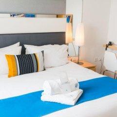 Отель Park Lane Aparthotel 4* Студия Делюкс с различными типами кроватей фото 8