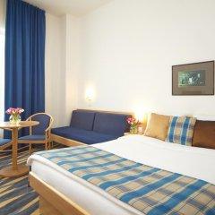Гостиница Novotel Moscow Centre 4* Улучшенный номер с различными типами кроватей