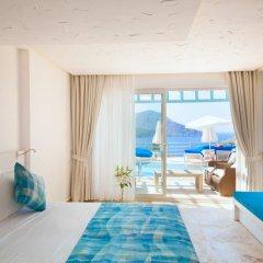 Asfiya Sea View Hotel 2* Стандартный номер с различными типами кроватей фото 2