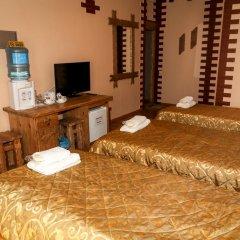 Гостиница Охотничья Усадьба Стандартный номер с разными типами кроватей фото 8