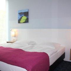 Отель Seminaris CampusHotel Berlin 4* Стандартный номер с двуспальной кроватью фото 2