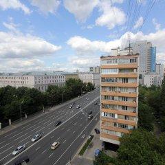 Гостиница ApartLux Leninsky Suite Апартаменты с разными типами кроватей фото 13