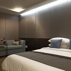 Ocloud Hotel Gangnam 3* Номер Делюкс с различными типами кроватей фото 7