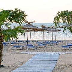 Berlin Golden Beach Hotel - All Inclusive пляж фото 2