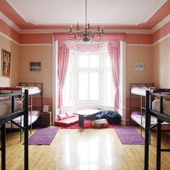 Hostel Just Right Кровать в общем номере с двухъярусной кроватью фото 2