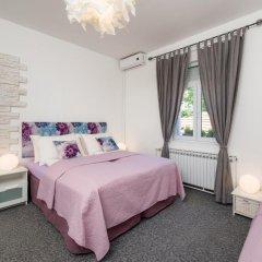 Отель Anastasia Suites Zagreb 4* Улучшенный люкс с различными типами кроватей фото 12