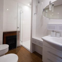 Отель Apartamenty Cicha Woda ванная