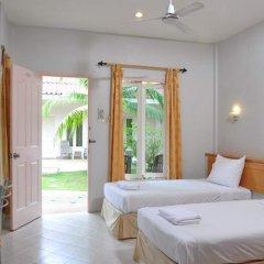 Отель The Natural Resort 3* Бунгало с различными типами кроватей