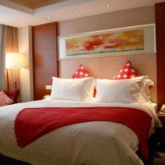Howard Johnson All Suites Hotel комната для гостей фото 3