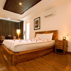 Rex Hotel and Apartment 3* Номер Делюкс с различными типами кроватей фото 9