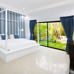 Отель Villa Tortuga Pattaya 4* Вилла с различными типами кроватей фото 28