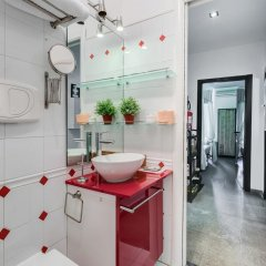 Отель Romantic Vatican Rooms Guesthouse ванная
