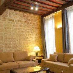 Отель Le 38, rue Saint-Louis en l'île Франция, Париж - отзывы, цены и фото номеров - забронировать отель Le 38, rue Saint-Louis en l'île онлайн комната для гостей фото 4