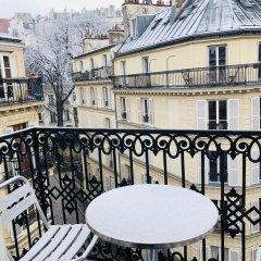Hotel Bonsejour Montmartre 3* Стандартный номер с разными типами кроватей фото 18