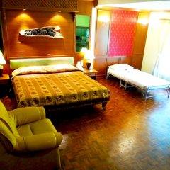 Отель Royal Ivory Sukhumvit Nana by Compass Hospitality 3* Номер Делюкс с различными типами кроватей фото 5