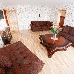 Отель Tvirtovė Люкс с различными типами кроватей фото 5