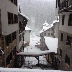 Апартаменты Ski Apartment in Castle Complex Апартаменты с различными типами кроватей фото 41
