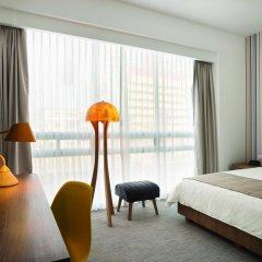 TRYP by Wyndham Mexico City World Trade Center Area Hotel 3* Стандартный номер с различными типами кроватей фото 4