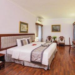 Royal Hotel Saigon 4* Номер Делюкс с различными типами кроватей фото 6