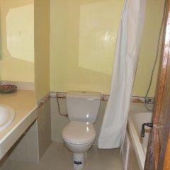 Отель Ksar Tinsouline Марокко, Загора - отзывы, цены и фото номеров - забронировать отель Ksar Tinsouline онлайн ванная