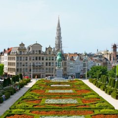 Отель Hostel Galia Бельгия, Брюссель - отзывы, цены и фото номеров - забронировать отель Hostel Galia онлайн фото 2