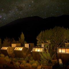 Отель Elqui Domos 2* Стандартный номер с различными типами кроватей фото 7