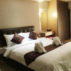 Отель NRC Residence Suvarnabhumi комната для гостей